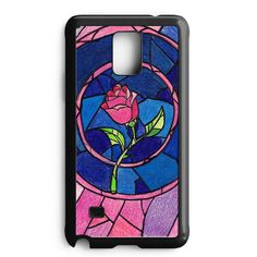Beauty And The Beast Rose Samsung Galaxy Note 5 Edge Case
