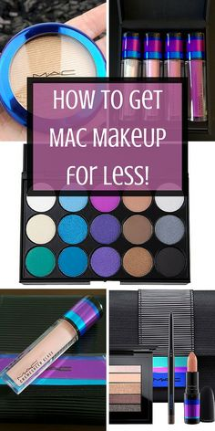 Stock up on all your favorite MAC items at prices the pro's pay! Find palettes, lipsticks, blush, highlighter, and more at up to 70% off. Tap to download the free app and unlock your pro savings.