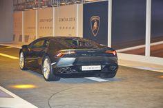 Lamborghini Huracan, Genfer Autosalon, Messe 2014