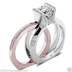 Tension Engagement Rings Engagement Diamond and Ring