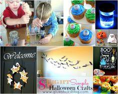 8 Simple Halloween Craft Ideas