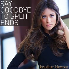 Put an end to split ends with the Brazilian Blowout Split End Repairing treatment. Reconstruct and repair, seal, protect, and preserve your hair for up to 4 weeks in just 10 minutes. Split Ends Repair, Keratin Complex, Blowout Hair, Brazilian Blowout, Salon Services, Moroccan Oil, Hair Designs, Hairdresser, Hair Extensions