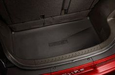 Cargo Area Protector fits Nissan Cube 2009 to 2014