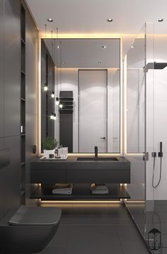 30 Easy and Simple Bathroom Bettering Ideas You Can Do. 30 Easy and Simple Bathroom Bettering Ideas You Can Do. Bathroom Design Luxury, Modern Bathroom Design, Simple Bathroom, Modern Interior Design, Bathroom Ideas, Bathroom Designs, Colorful Bathroom, Bathroom Small, Modern Bathrooms