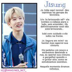 Primeira publicação com um mini-imagine do nosso querido Jisung! • • • 🍁Siga @imagines_nct_ para mais publicações como esta!🍁 • • • Fanfic Exo, Fanfiction, Memes, Lucas Nct, Jisung Nct, Ji Sung, Bts Bangtan Boy, Taeyong, K Idols