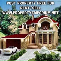 Post property free for Rent or Sell at www.propertyemporium.net and get the buyer directly..