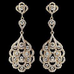 Orecchino Per donna Orecchini pendenti Lega Diamanti del 2016 a €12.73