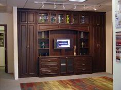 Entertainment Center #closet