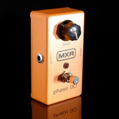 MXR Phase 90 #guitar #effect