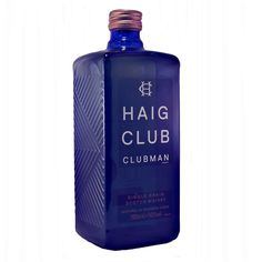 Haig Club Clubman Single Grain Whisky part-owned by David Beckham