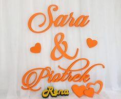 Ślubne imiona dla Młodej Pary – Sara & Piotrek