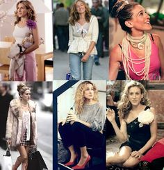 Inspiration Carrie Bradshaw