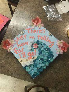 My Moana themed graduation cap! My Moana themed graduation cap! Graduation Cap Images, Funny Graduation Caps, Graduation Cap Toppers, Graduation Cap Designs, Graduation Cap Decoration, Disney Graduation Cap, Graduation Diy, Graduation Quotes, Nursing Graduation