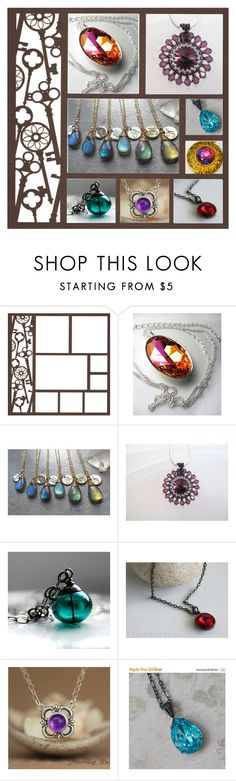 """""""Gorgeous Gems!"""" by fivefoot1designs ❤ liked on Polyvore"""