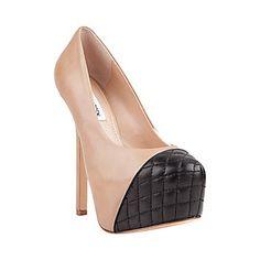 Luce cómoda y a la moda con los zapatos Steve Madden, en este caso un color nude que va con todo.  http://www.linio.com.mx/Zapato--Steve-Madden-Beauty-L---Natural-59416.html/?utm_source=pinterest_medium=socialmedia_campaign=16122012.calzadostevemaddenvisible