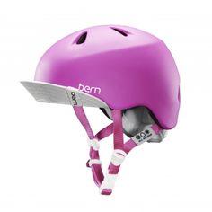 Bern Nina Bike Helmet Magenta- New!