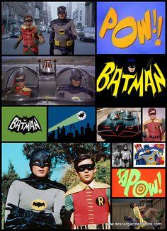 Batman 1966 TV Series | Batman (TV Series 1966–1968) Latino,Online y DD