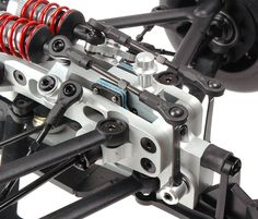 Serpent F180 - Front Anti-Roll bar // - attention to ball joints on top of structure