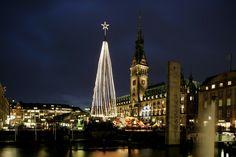 Hamburg, Mercado de Navidad
