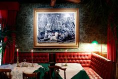 "Famous British Artist Banksy Opens ""The Walled Off Hotel"" in Palestine, http://photovide.com/banksy-walled-off-hotel-palestine/"
