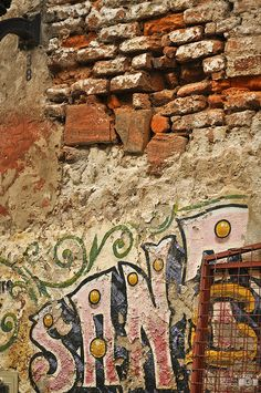 Buenos Aires - San Telmo #travel #photography #texture