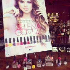 """Selena Gomez"" Nicole by OPI"