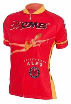 17fb3b949 Acme Red Women s Cycling Jersey by Retro