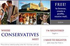 Conservative dating site reviews