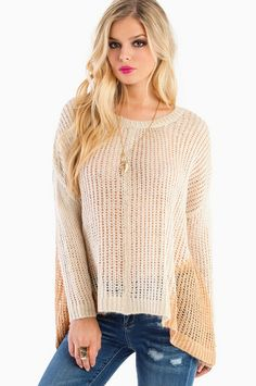 2 Shadez Knit Sweater