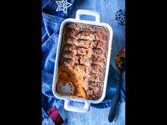 Bataattilaatikko on joulupöydän tulokas, joka on löytänyt paikkansa perinteisten laatikoiden rinnalta. Pehmeä ja herkullinen bataattilaatikko maistuu kaikille! Banana Bread, French Toast, Food And Drink, Breakfast, Desserts, Morning Coffee, Deserts, Dessert, Postres