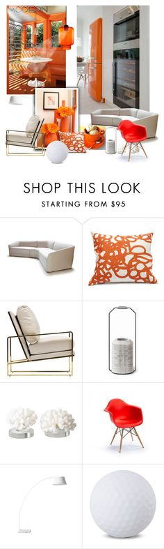 """Modern Retro"" by sue-mes ❤ liked on Polyvore featuring interior, interiors, interior design, home, home decor, interior decorating, Smeg, area, Spécimen Editions and Rove Concepts"