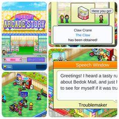 download game pocket arcade story mod apk