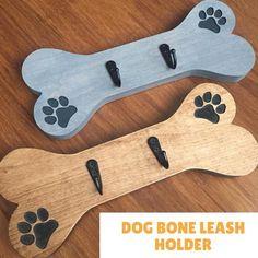 Dog Crafts, Animal Crafts, Wooden Crafts, Animal Projects, Wood Projects, Metal Dog Kennel, 3d Laser Printer, Dog Leash Holder, Winnie