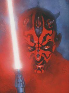 Star Wars: Episode I: The Phantom Menace adaptation, issue #3, 1999 by Hugh Fleming