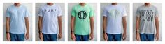 one for the boys - men's tees  at Coastal Life