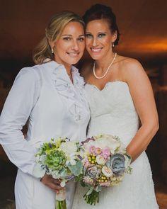 Wedding Suits, Wedding Attire, Wedding Dresses, Wedding Bouquets, Wedding Cakes, Wedding Flowers, Lesbian Wedding, Wedding Couples, Two Brides
