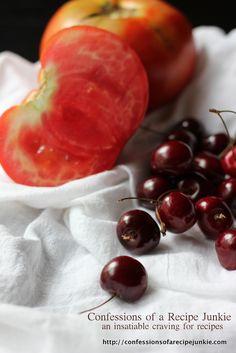 Spicy Cherry & Tomato Jam