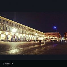 #Torino raccontata dai cittadini per #InTO Foto di shock75 S. Carlo square / piazza San Carlo