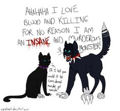 Canon Scourge meets Fanon Scourge<<< thank you for whoever made this.