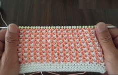 İki renkli örgü modeli Easy Knitting Patterns, Lace Knitting, Knitting Stitches, Knitting Designs, Crochet Patterns, Stick O, Baby Sweaters, Diy And Crafts, Blanket