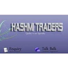 Hashmi Traders (Pvt) Ltd, Islamabad. (www.paktive.com/Hashmi-Traders-(Pvt)-Ltd_1591EB24.html)