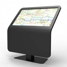 Interactive Kiosks - Information Stand:                                                                                                                                                     More