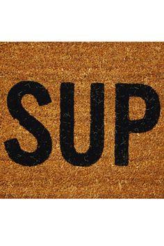 Sup Doormat - Festive Fiend