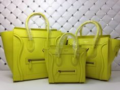 GreenYellow Bag