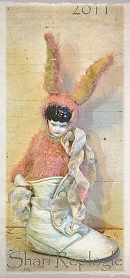 by artist Shari Replegie (2011)