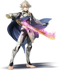 Corrin of Fire Emblem: Fates - Super Smash Bros. downloadable character