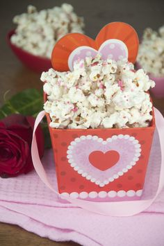 Sugar Cookie Popcorn | Wishes and Dishes