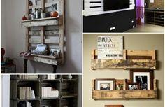 Möbel aus Paletten gartenmöbel europaletten ausstellen fotos