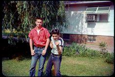 Two tough guys (1957)