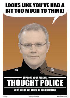 #auspol #australia #tonyabbott #scottmorrison #asylumseekers #stoptheboats